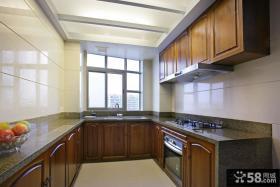 简约三居厨房装修效果图大全2013图片