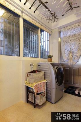 室内装潢设计生活阳台效果图