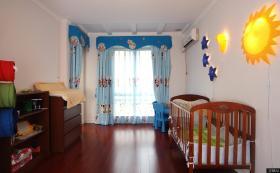美式风格儿童房设计装修效果图