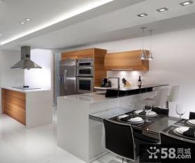 简约两室两厅厨房装修效果图大全2013图片