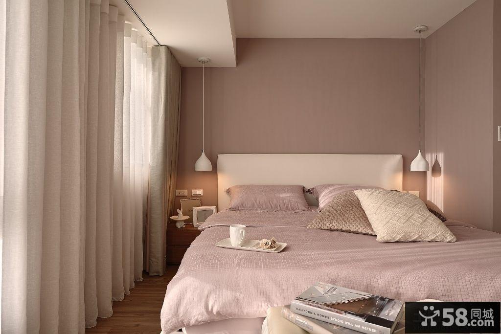 简单卧室装修效果图大全