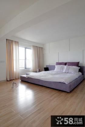 现代复式楼卧室装修