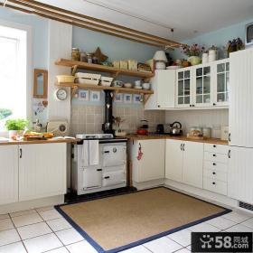 简约时尚设计厨房图片大全欣赏