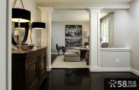 客厅玄关鞋柜装修效果图大全2013图片