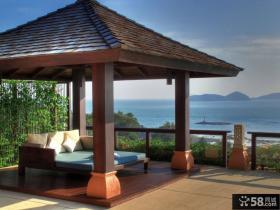 美式家庭设计阳台图片大全欣赏