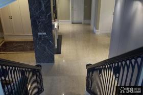 简欧复式楼楼梯装修效果图