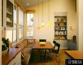 简欧餐厅装修图片 餐厅吊顶效果图