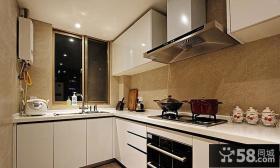 简约风格小户型厨房设计