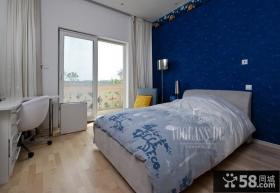 100平米复式楼卧室装修效果图欣赏