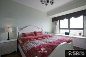 欧式风格小户型装修卧室图片