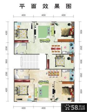 欧美城市房屋设计图图片