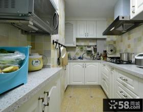 地中海装饰厨房橱柜欣赏
