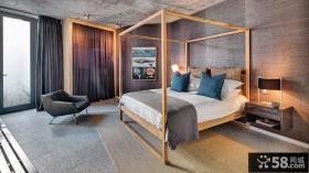 复古家装优质卧室图片大全