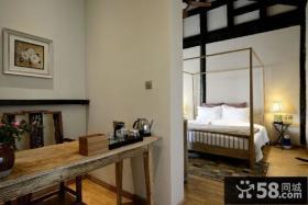 美式风格室内装修卧室图片欣赏