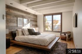 日式家装卧室设计效果图