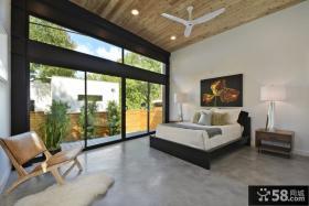 家装室内10平米卧室图片