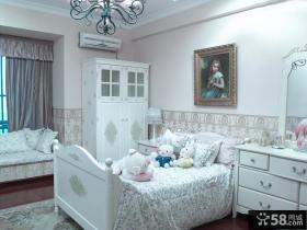 欧式古典风格小儿童房设计