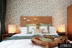 小卧室壁纸装饰设计图