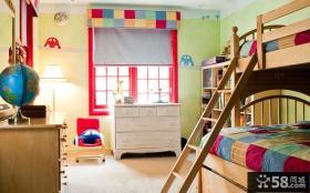 2015美式风格室内儿童房图欣赏