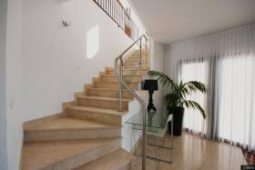 简约别墅楼梯装修效果图片