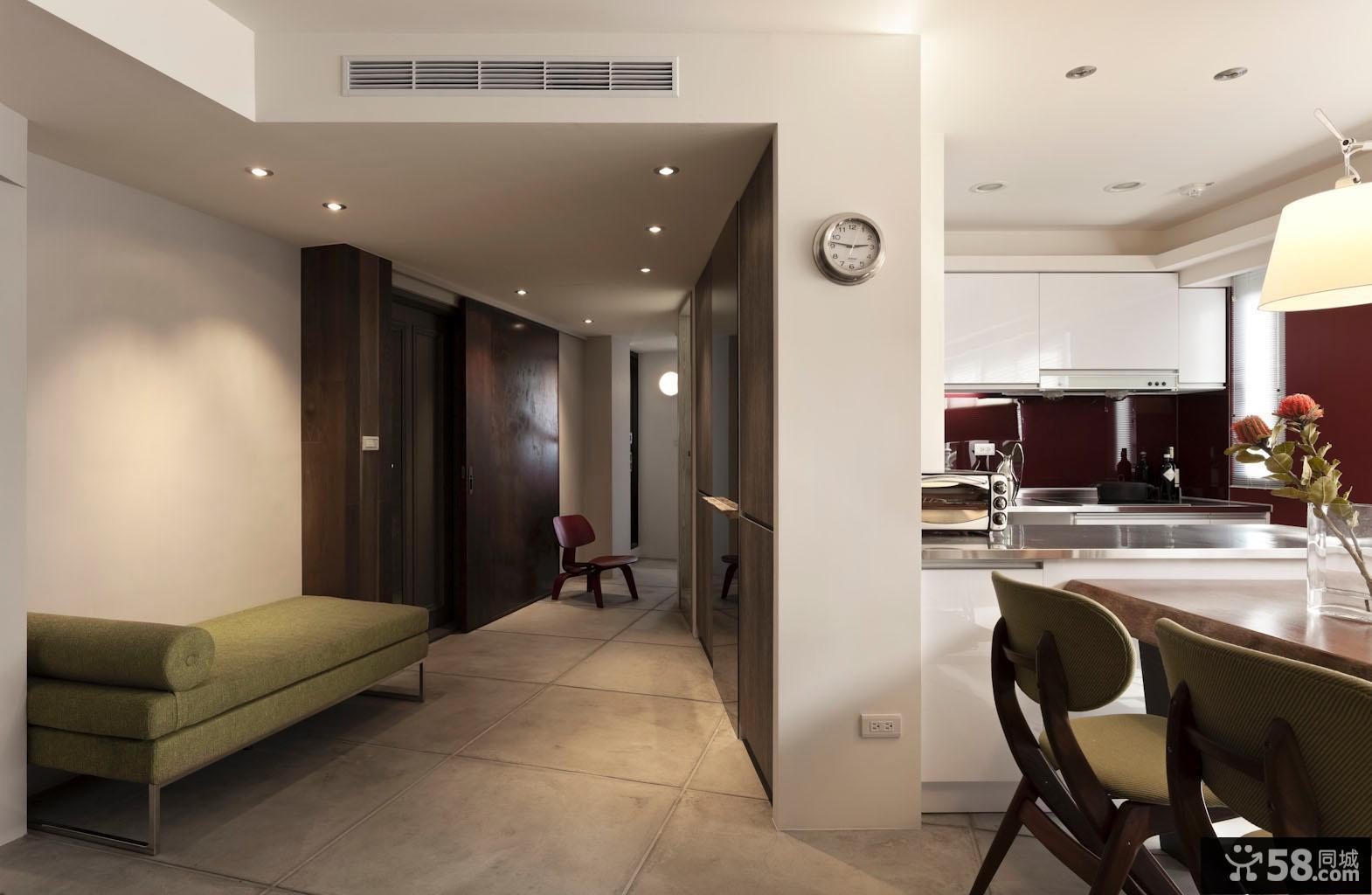 三室一厅装修效果图大全2015图片