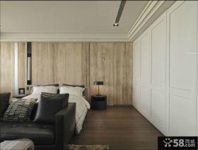 日式设计卧室装修图片