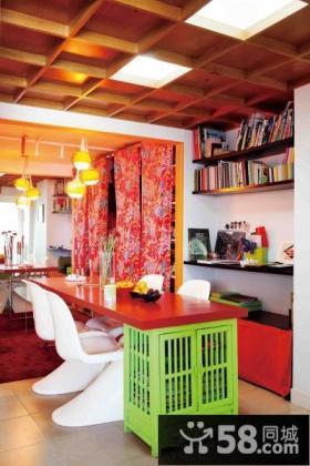 小户型餐厅吊顶装修设计