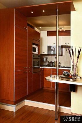 小户型厨房设计效果图片