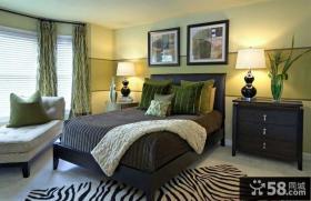 现代风卧室装修效果图大全2013图片欣赏