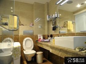 九牧整体卫生间图片