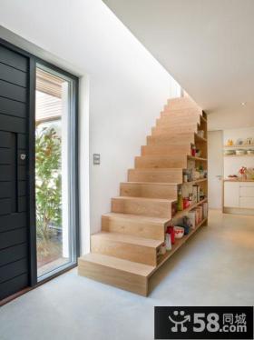 复式房楼梯设计图