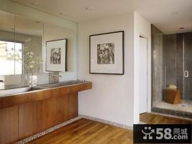 27万打造奢华欧式风格复式卫生间装修效果图大全2012图片