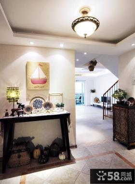 现代风格家居玄关设计图片