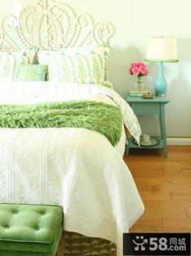 小户型单身公寓卧室装修效果图