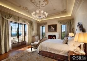 豪华欧式卧室设计效果图欣赏