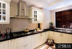 美式家居风格厨房装修图片