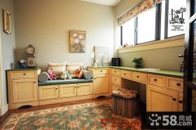 室内儿童房设计效果图片
