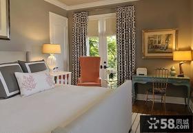 90平米二居室卧室装修效果图欣赏