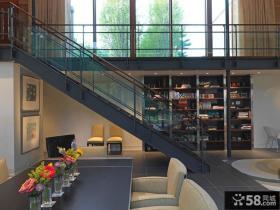二层别墅钢结构楼梯图集