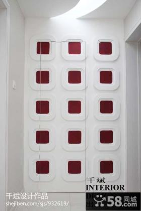 小户型隐形门装修设计