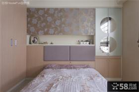 简约风格卧室家居设计效果图