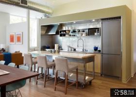 90平米小户型房屋厨房装修效果图