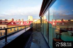 家庭阳台设计图片欣赏