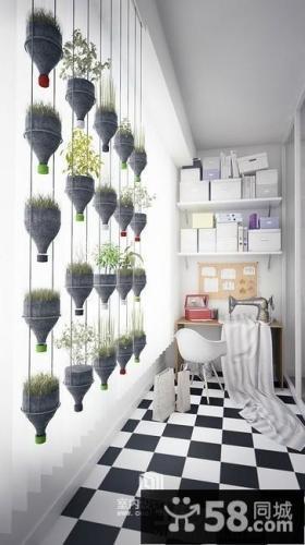 家装小阳台装修设计图片欣赏