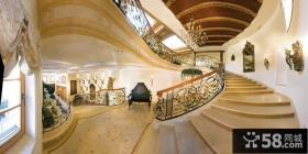 复式楼梯设计图片欣赏