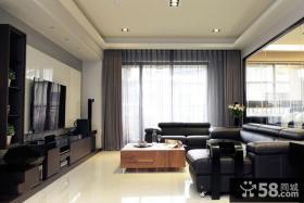 现代风格设计130平米四居大全欣赏