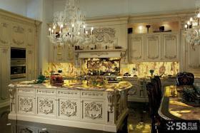 欧式家装设计厨房图片欣赏大全
