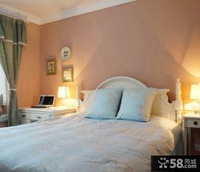 温馨简约小户型室内卧室装饰效果图