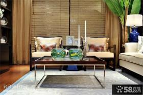 现代风格家居客厅装修设计图片