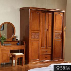 中式衣柜设计图